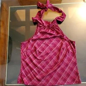 Venezia Tops - Venezia Jean's Clothing Co Halter Top-14/16